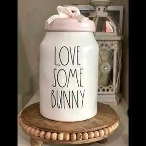 Rae Dunn Love Some 🐰 Bunny Canister